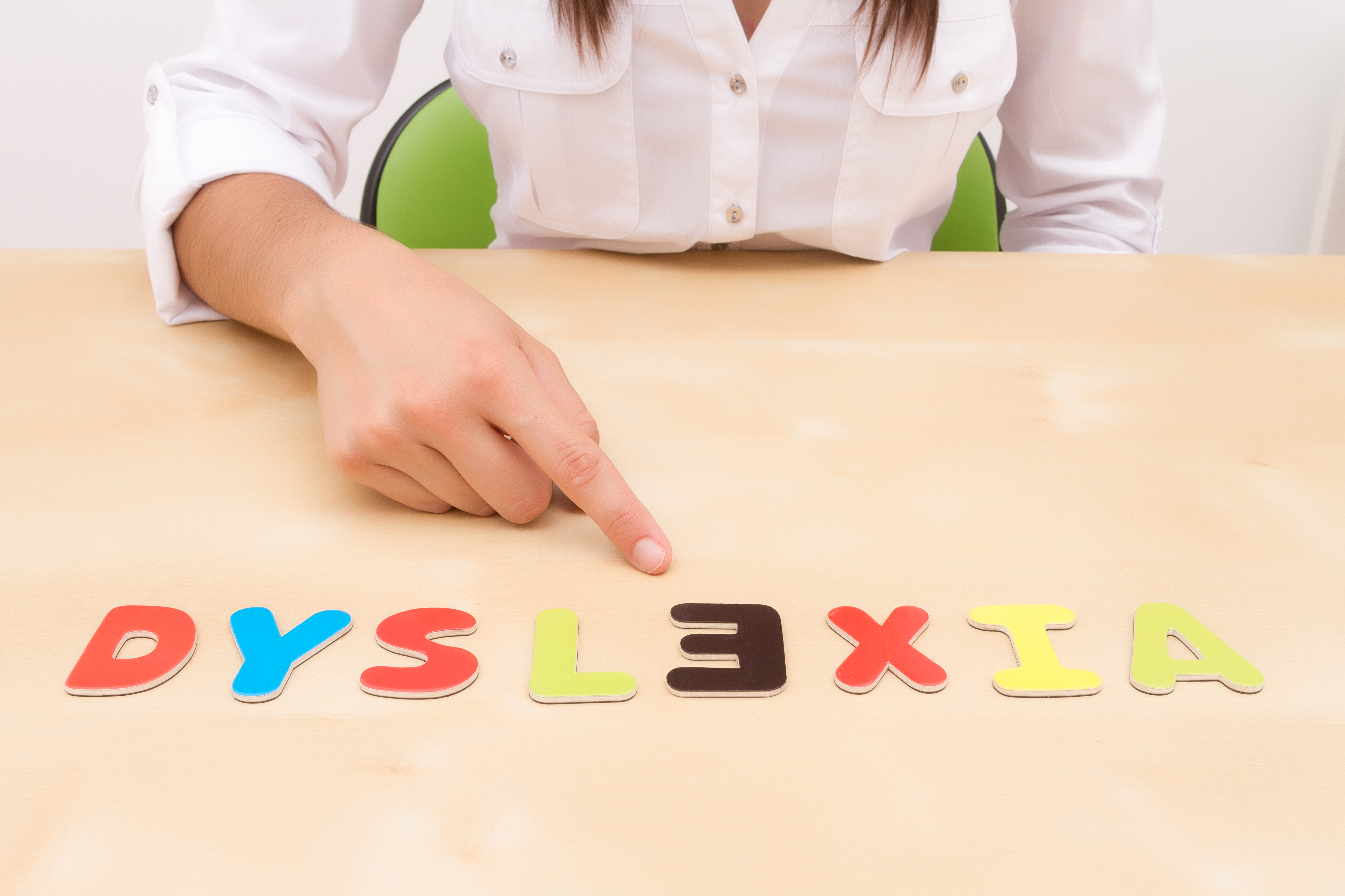 Support language, support dyslexia
