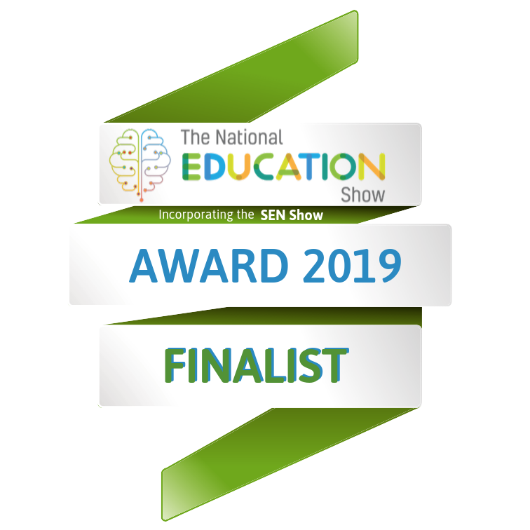 We are Finalists!