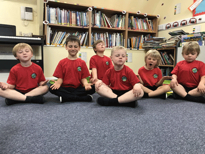 T'ai Chi-Helping primary school children to combat exam stress