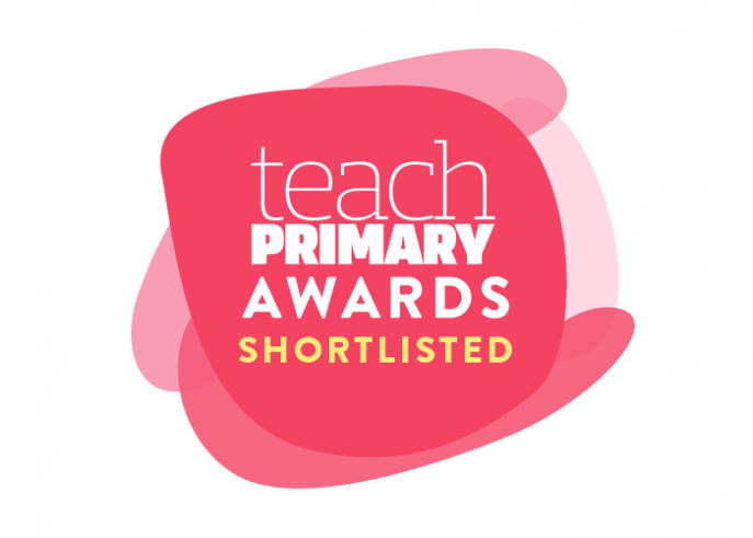 The Speech Link Parent Portal has been shortlisted for the Teach Primary Awards 2020