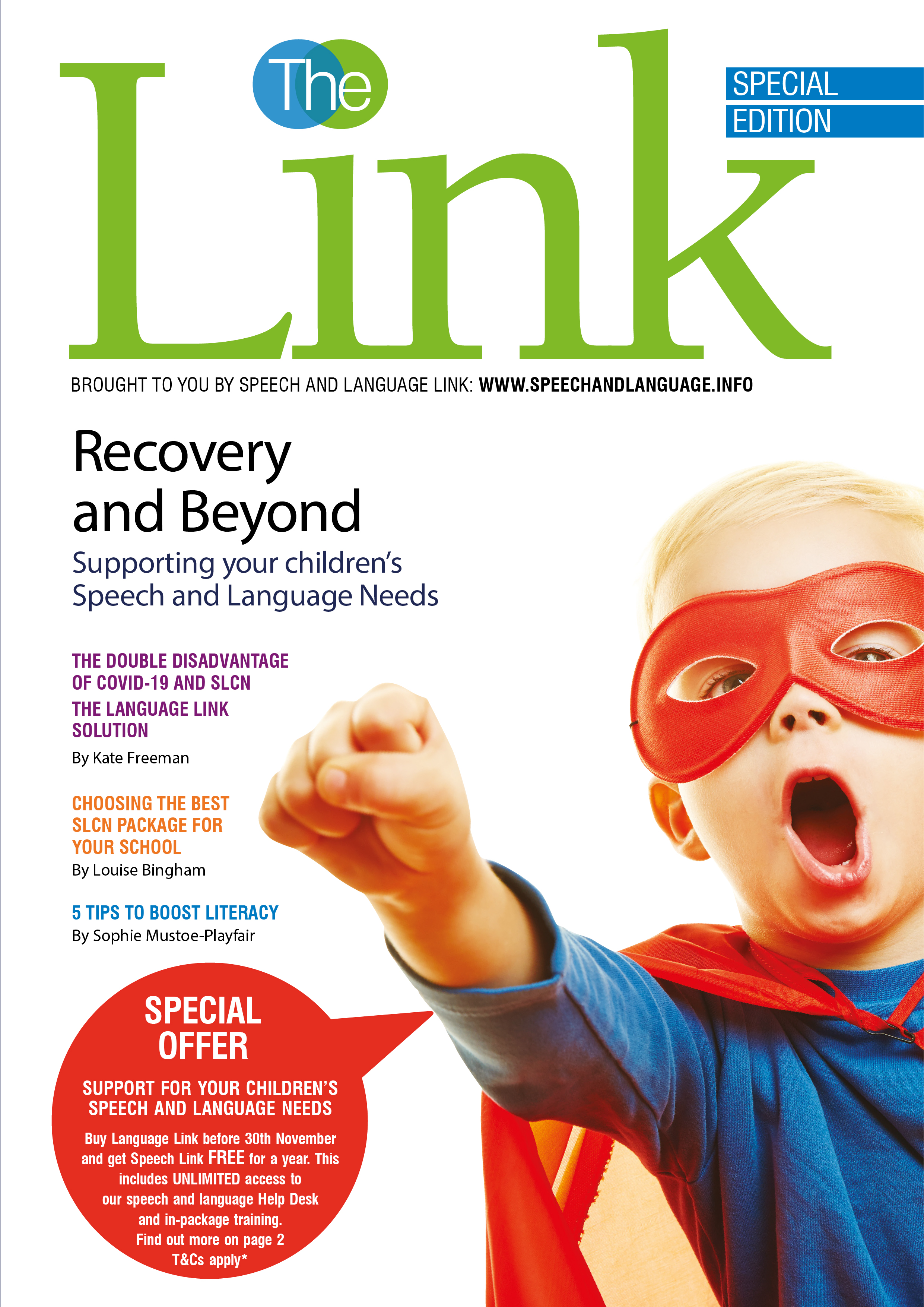 The Link Issue 18