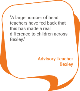 Advisory Teacher, Bexley