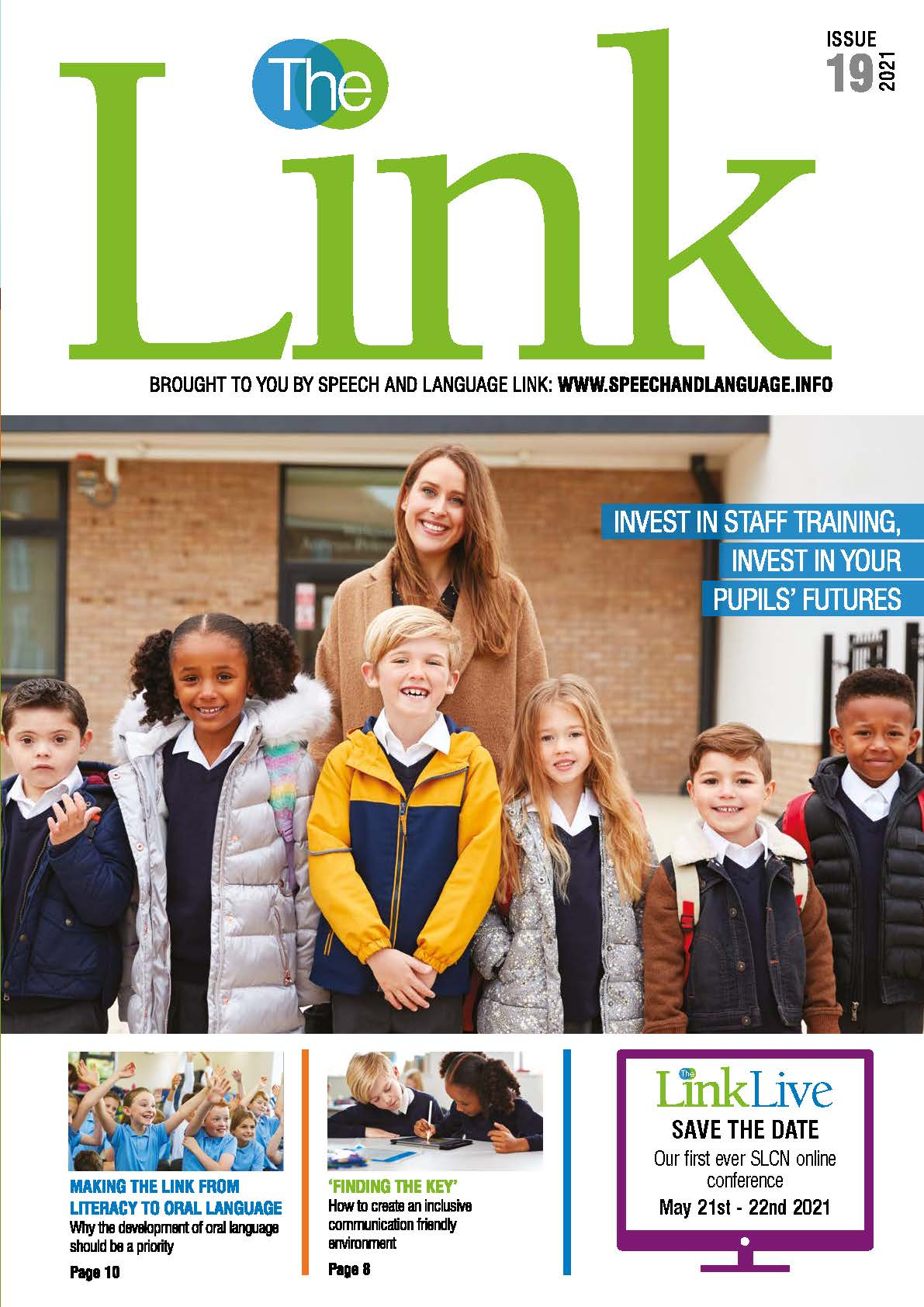 The Link Issue 19