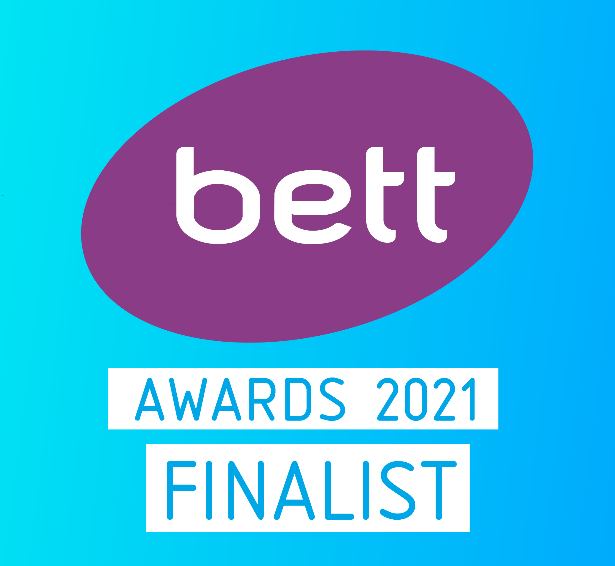 Bett Awards Finalist Logo 2021