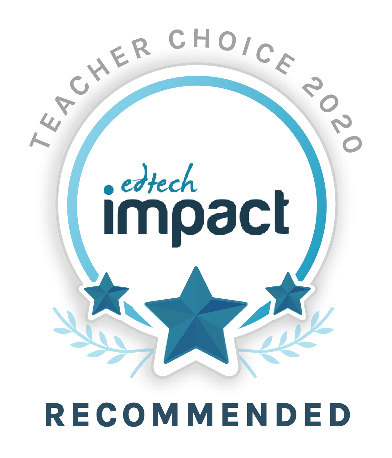 Edtech Impact Teacher Choice Recommended 2020