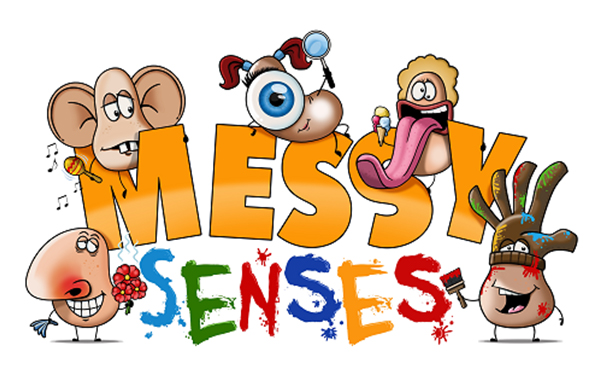 Our new blog - Messy Senses