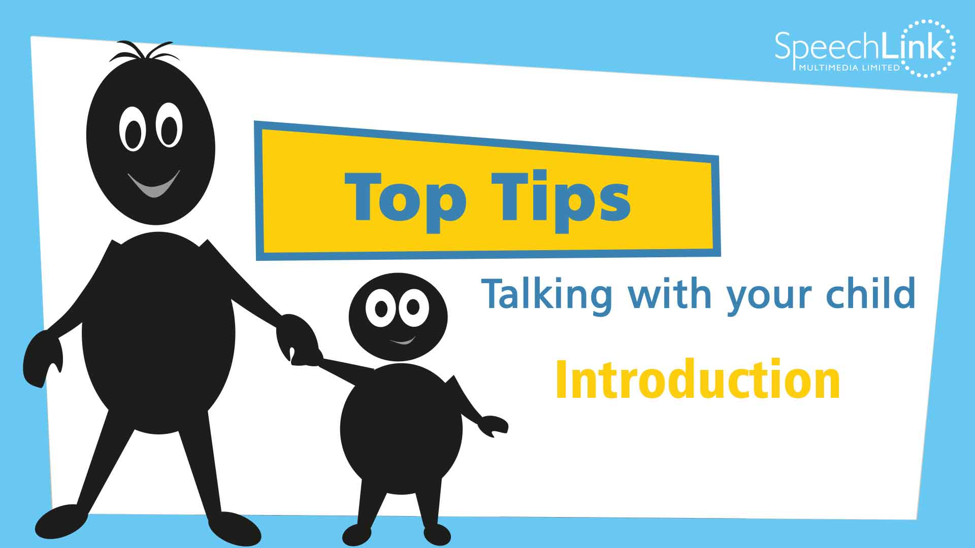 Top tips for Talking with your child video