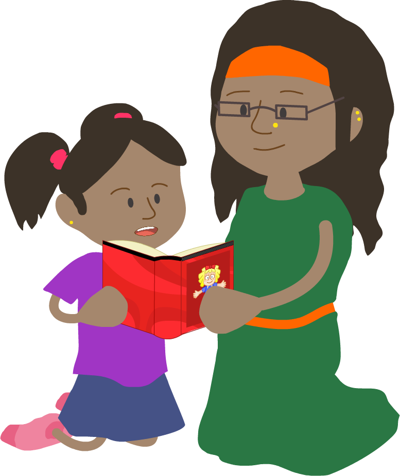 Sharing Books